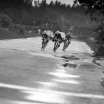 Photo by Valentin Baat | Giro de Kind final sprint for first