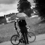 Photo by Valentin Baat | Giro de Kind post race in the rain