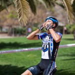 Photo by Valentin Baat. Winner of Open MTb Gran canaria 2012 James Ouchterlony