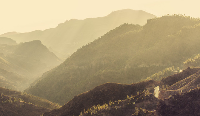Photo by Valentin Baat | Gran Canaria 2012 mountains